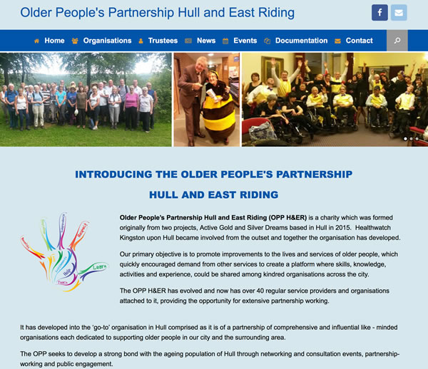 Hull Older Peoples Partnership