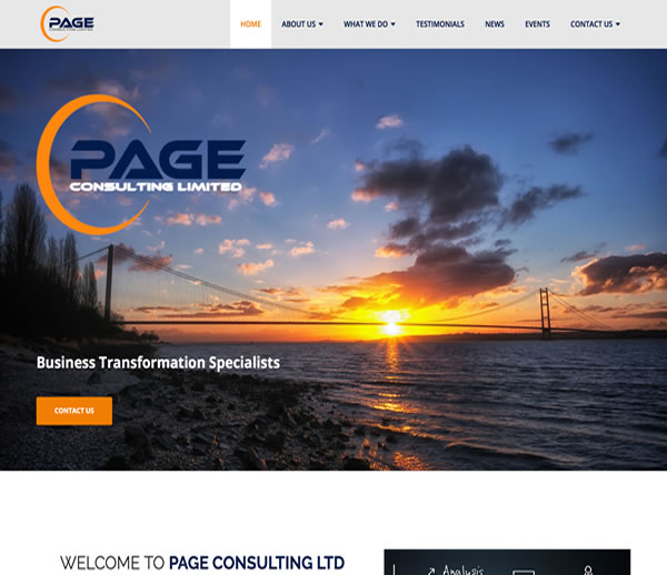 Page Consulting
